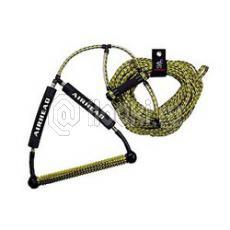 фото: Фал для буксировки  Wakeboard Rope with Phat Grip AHWR-1