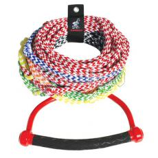 фото: Фал для буксировки 8 Section Radius Handle Ski Rope AHSR-8