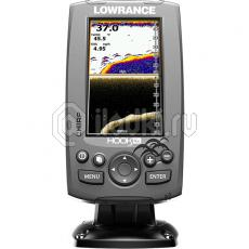 фото: Эхолот Lowrance HOOK-4x Mid/High