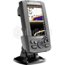 фото: Эхолот Lowrance Hook-4x Mid/High/DownScan