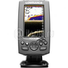 фото: Эхолот Lowrance Hook 4x Mid/High