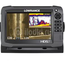 фото: Эхолот Lowrance HDS-7 Gen3 ROW with StructureScan Transducer