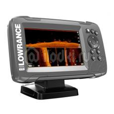 фото: Эхолот Lowrance HOOK2-5 SPLITSHOT US COASTAL/ROW